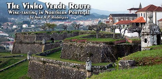 The Vinho Verde Route: Wine-Tasting in Northern Portugal