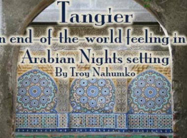 Travel in Tangiers
