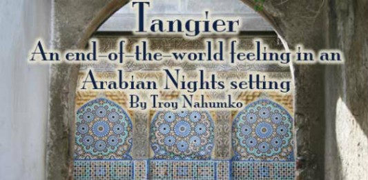 Arabian Nights in Tangier