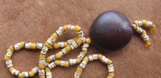 Beads of Time: The Role of Beads in Africa