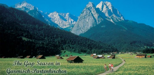 Experiencing the Gap Season in Garmisch-Partenkirchen, Germany