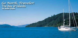 Travel to North Island, New Zealand