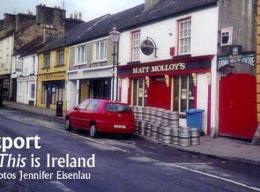 Travel in Westport Ireland