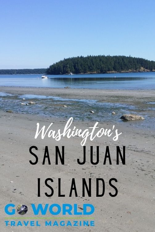 From bicycling to whale watching to simply relaxing, explore and experience Washington's San Juan Islands. #sanjuanislands #sanjuanislandswashington #goworldtravel
