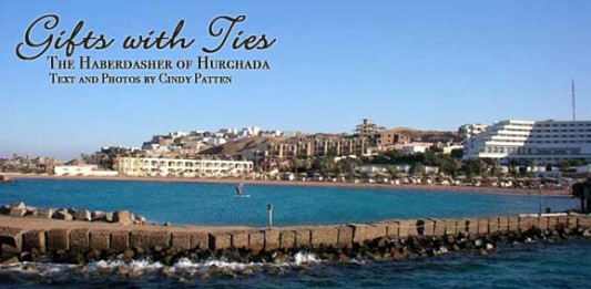 Humor: The Haberdasher of Hurghada