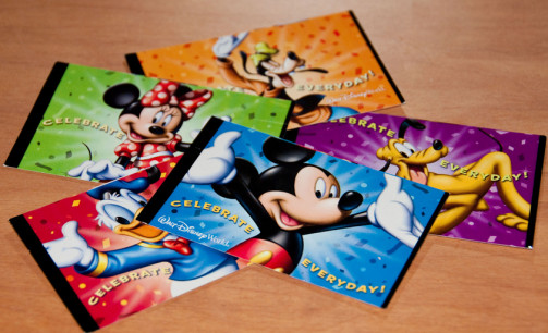 Disney World Tickets.