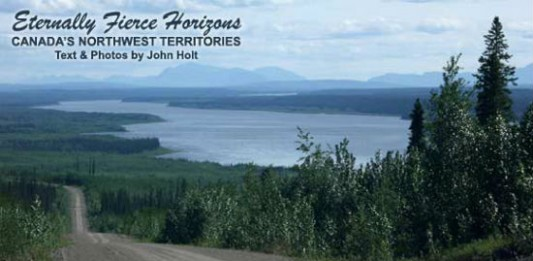 Eternally Fierce Horizons: Canada's Northwest Territories