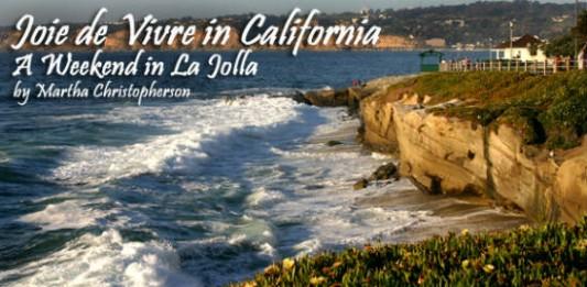 Joie de Vivre in California: A Weekend in La Jolla