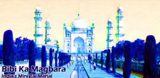 Bibi Ka Maqbara: India's Mini-Taj Mahal