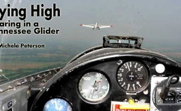 Fly glider in Tennessee