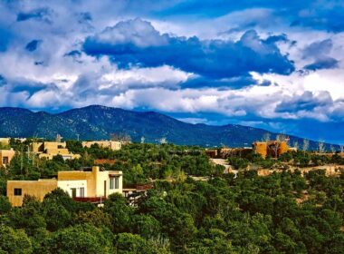Santa Fe, New Mexico is the perfect destination for a weekend getaway