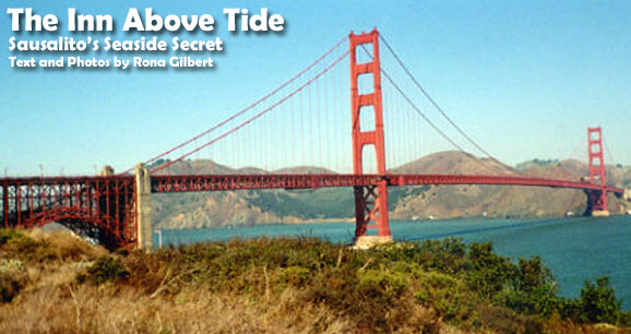 The Inn Above Tide: Where to Stay in Sausalito, California