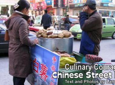 Tips on eating Chinese street food