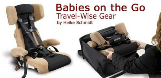 Babies on the Go: Travel-Wise Gear