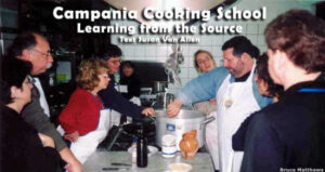 Cooking Vacations in Italy: Campania Cooking School
