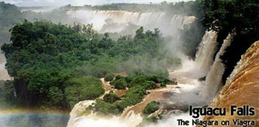 Hiking Argentina's Iguacu Falls