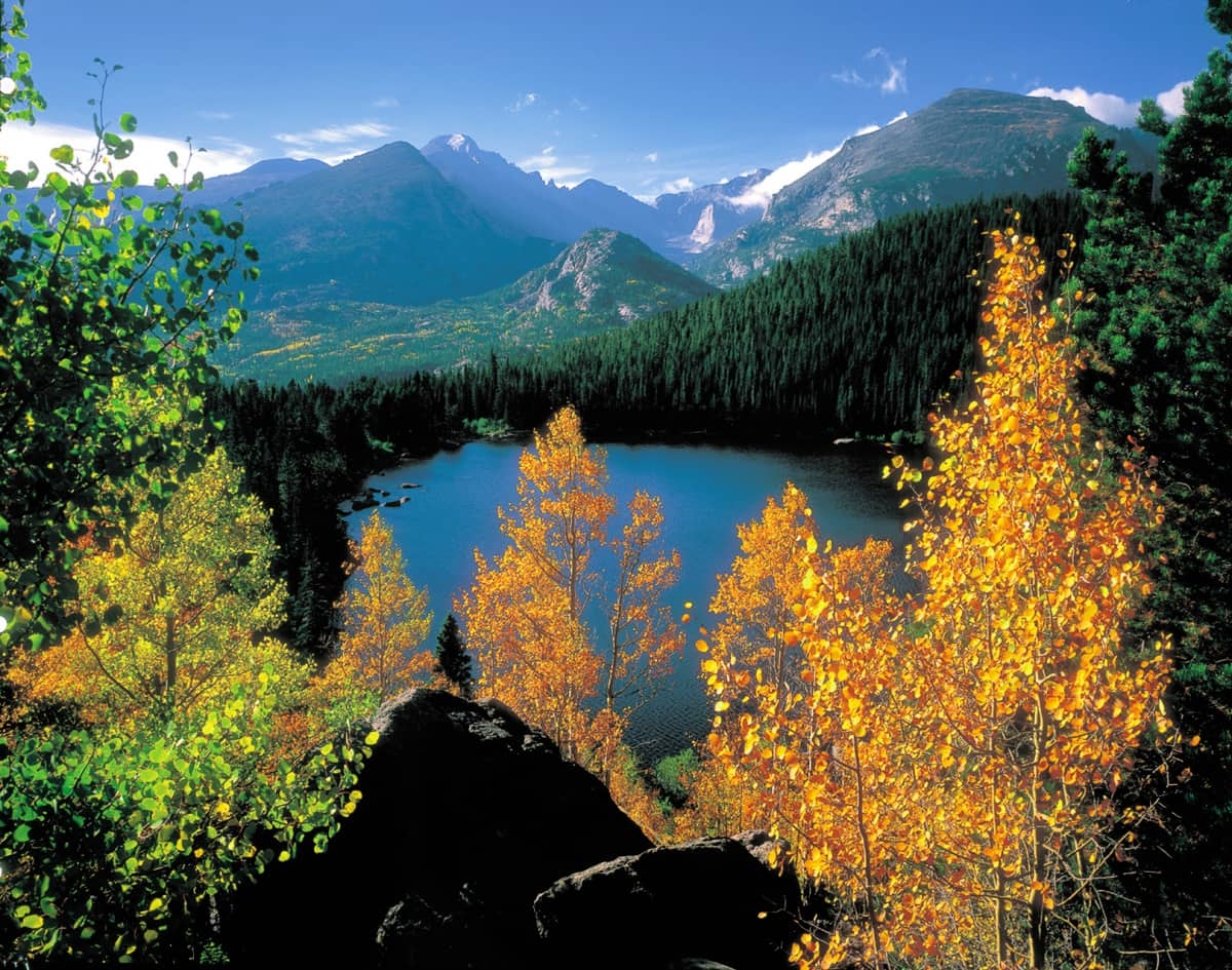 Rocky Mountain National Park: What to See and Do