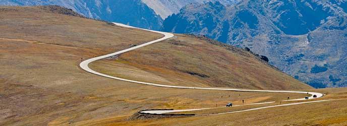 Trail Ridge Road Photo credit: Rocky Mountain National Park
