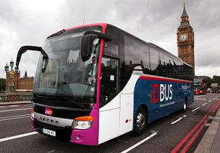 iDBUS Arrives in London