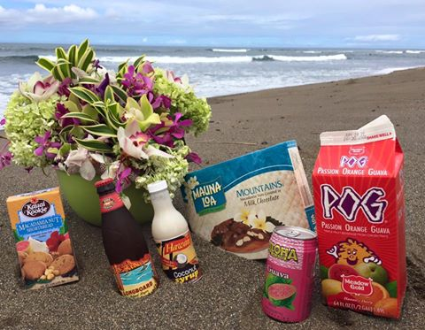 You can pick up some of these favorite local foods at any grocery store in Kauai. Photo by Janna Graber