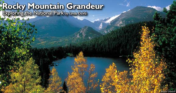 Rocky Mountain Grandeur: Exploring the National Park