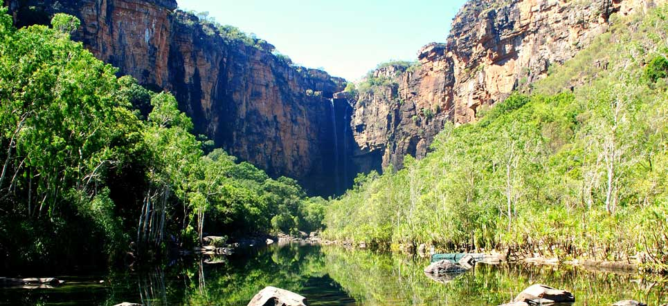 From High Heels to Hiking Boots in Kakadu National Park