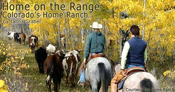 Home on the Range: Colorado's Home Ranch
