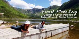 Quebec's Gaspe Peninsula