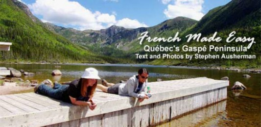 French Made Easy: Quebec's Gaspe Peninsula