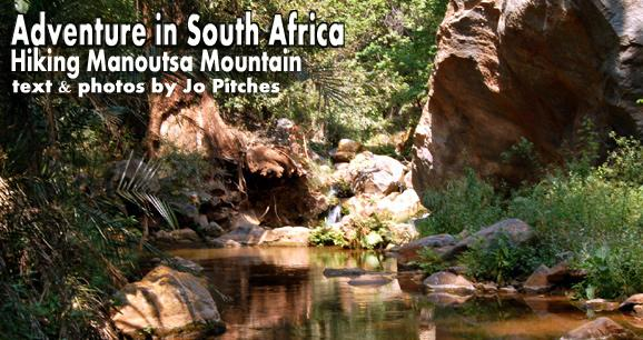 Adventure in Hoedspruit, South Africa: Hiking Manoutsa Mountain