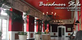 The Broadmoore, Colorado Springs