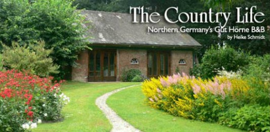 The Country Life: Northern Germany's Gut Hörne