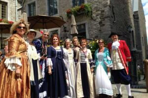 New France Festival: Celebrating History in Québec City