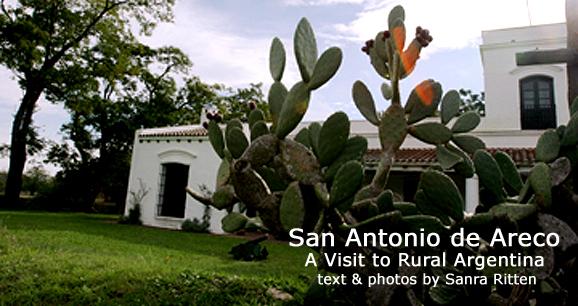 San Antonio de Areco: A Visit to Rural Argentina