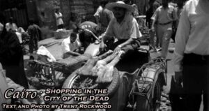 Cairo: Friday Market in the City of the Dead