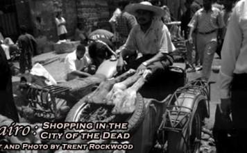 Market in Cairo, Egypt