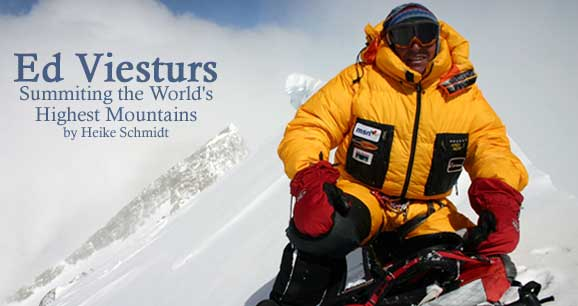 Ed Viesturs: Summitting the World's Highest Mountains