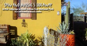 Spin and Margie's Hideaway: Joshua Tree National Park