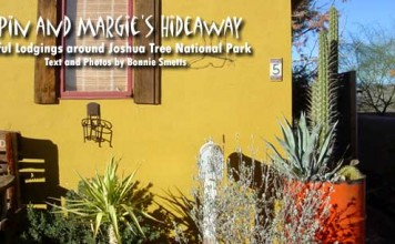 Travel to Joshua Tree national Park