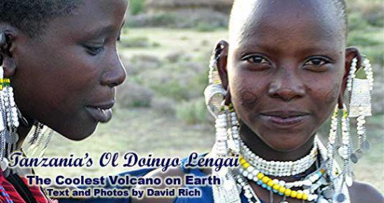 Tanzania's Ol Doinyo Lengai: Visiting A Volcano