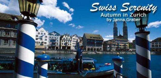 Autumn in Zurich: Travel in Switzerland