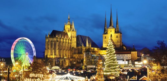Magical Christmas Markets of Germany