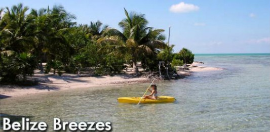 Belize Breezes: Cayo Espanto Resort