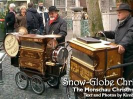 Monshau Christmas market