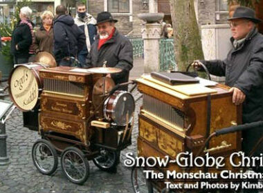 Monshau Christmas market