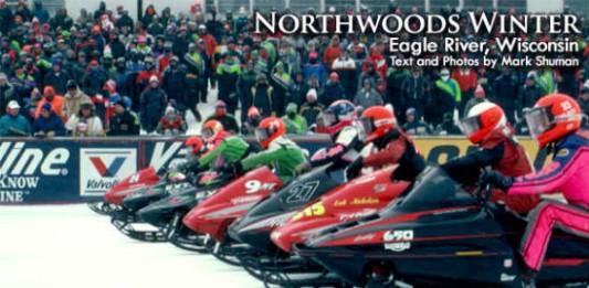 Northwoods Winter: Eagle River, Wisconsin