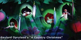 Opryland Christmas in Nashville