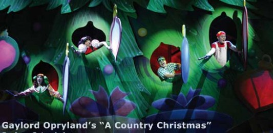 An Opryland Christmas: Nashville, Tennessee