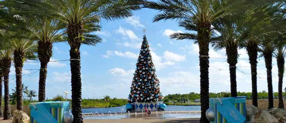 Caribbean Holidays: Christmas in Grand Cayman