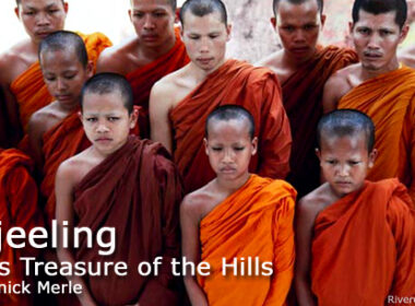 Darjeeling Tibetan Monks